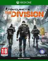 Tom Clancy's The Division (Xbox One) MINT - Same Day Dispatch via Super Fast DEL