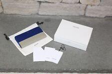 Celine Large Zipped Multifunction Wallet Indigo / Beige 103983XTM.07IB 103983