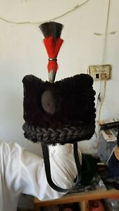 British Busby hat