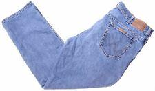 WRANGLER Mens Jeans W40 L30 Blue Cotton Regular  EM01