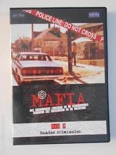 DVD MAFIA - DVD Nº 3 - BANDAS CRIMINALES - COMO NUEVA (5R)
