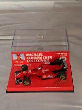 Michael Schumacher Collection Nr. 26, 1996 Ferrari F310,1:43 Minichamps