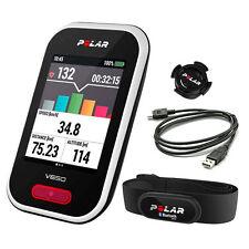 Polar V650 HR GPS Ciclocomputador con banda cardio h6