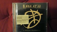COMPILATION - NBA AT 50. A MUSICAL CELEBRATION. CD