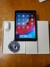 Apple iPad 6th Gen. 32GB, Wi-Fi + Cellular (Verizon), 9.7in - Space Gray 4g lte