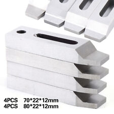 Cnc Wire Edm Stainless Steel Jig Holder For Clamping Wire Edm Clamp M8 Screw New