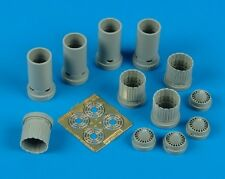 Aires 1/72 B58 Exhaust Nozzles For ITA AHM7171
