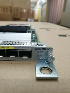 Cisco A900-IMA8Z Interface Module - expansion module Express Worldwide Delivery