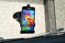 Soporte para Samsung Galaxy S5 Mini Haicom COCHE Vehículo Funda soporte Cristal