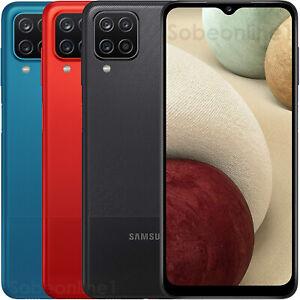 "Open Box Samsung Galaxy A12 128GB/4GB SM-A125F/DS (FACTORY UNLOCKED) 6.5"" 48MP"
