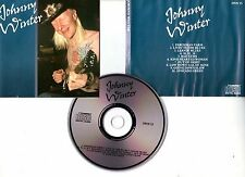 Johnny WINTER (CD) Parchman farm, Lvin' in the blues...