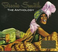 BESSIE SMITH THE ANTHOLOGY - 2 CD BOX SET - GIN HOUSE BLUES & MORE