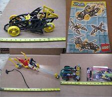 Lego ZNAP 3571 Blackmobile K'Nex Rip'N'Go Dragster K'Nex Grand Prix Racer