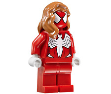Lego Super Heroes Marvel - Spider-Girl Minifigure  - 76057 - New
