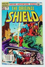 The Original Shield #2 (Jun 1984, Archie)