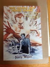 THE COMIC ART PRICE GUIDE 2ND EDITION JERRY WEIST 2000