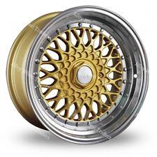 "16"" GPL RS Alloy Wheels Fits Bmw e21 e30 Chevrolet aveo corsa lanos 4x100"