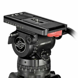 Sachtler  Video 15 SB BEST PROFESSIONAL Fluid Head 100mm WARRANTY SERVICED 35Lbs