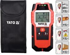 YATO Professional STUD FINDER METAL PIPE Live Cavo RIVELATORE (yt-73131)