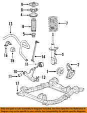 GM OEM Stabilizer Sway Bar-Front-Link 15218268