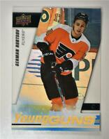 2019-20 UD SP Authentic Acetate Young Guns #486 German Rubtsov