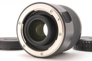 [Mint] TAMRON TELE CONVERTER 2.0x for Nikon F TC-X20 teleconverter Japan #0247
