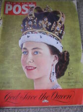 June Picture Post Antiques & Collectables Magazines