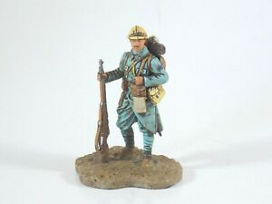 Corgi Forward March. French Infantry Corporal - The Somme. CC59176. MIB