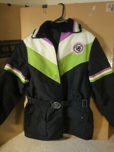 Lime, 10 Arctic Cat Youth Jacket