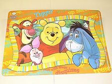 3d Holographic Placemats-spiderman HelloKitty Moshi Minnie Mickey Skylanders Winnie The Pooh - Rectangle
