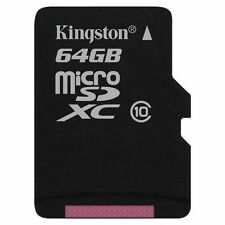 Kingston MicroSDXC Memory Card for Mobile Phone