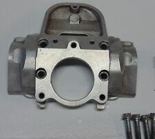 1999 99 KTM 380 EXC 380 Cylinder Jug Barrel Power Valve Exhaust Flange Cover