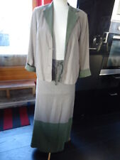 Sublime ensemble jupe + veste de la marque La Fée Maraboutée