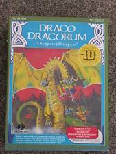DRACO DRACORUM   RAL PARTHA MINIATURES  LIMITED EDITION  01-502