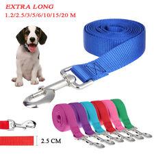 Dog Leash - Strong Nylon Rope Dog Leads Pet Outdoor Walking Leash Training