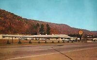 Vintage Postcard Conewango Motel Market St. Warren PA Pennsylvania Restaurant