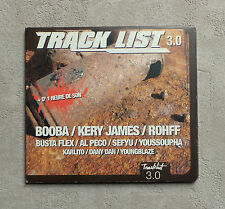 "CD AUDIO/ VARIOUS TRACK LIST 30 ""BOOBA, KERY JAMES, ROHFF, S. PI.."" CD COLLECTOR"