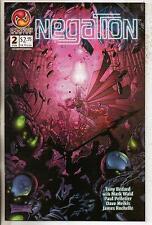Crossgen Comics Negation #2 February 2002 NM-