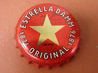 CHAPA BOTTLE CAP ビール BEER TAPPI BIER BIRRA ПИВО 啤酒 CERVEZA BIERE DAMM.BARCELONA