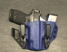 Crazy Eyes Holsters Sidecar Smith & Wesson M&P Shield 9mm/40 Aiwb Kydex Holster