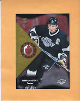 1995 96 SCORE BORDER BATTLE #2 WAYNE GRETZKY LOS ANGELES KINGS