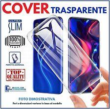 COVER CUSTODIA PER MEIZU MX5 IN SILICONE TPU TRASPARENTE ULTRA SLIM MX M X 5