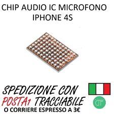 CHIP AUDIO IC MICROFONO IPHONE 4S