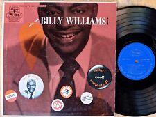 R&B JAZZ POP BALLAD VOCAL LP: BILLY WILLIAMS Vote For Billy Williams WING 12131