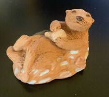 New listing Vintage Signed June Sears Sea Otter Figurine ~ Excellent Condition
