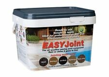 Sweep in Jointing Compound Basalt 12.5 Kg X 4 Patio Paving Grout Easyjoint