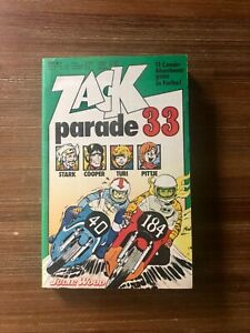 Zack Parade Nr.33 ++ mit Coupons ++ ungelesen