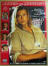 Legenden Der Leidenschaft - Brad Pitt - A1 Filmposter Plakat (j-9756