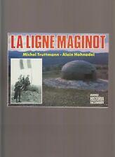 FRANCE 39-45   GUIDE  :  LA LIGNE MAGINOT