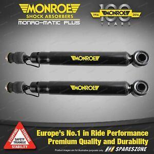 2 x Monroe Rear Monro-Matic Plus Shock Absorbers for HYUNDAI SANTA FE DM DMA